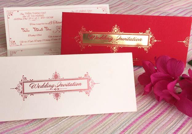 in thiệp cưới màu tím có ý nghĩa gì hay không